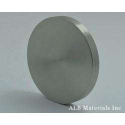 Cobalt Nickel Chromium (Co-Ni-Cr) Alloy Sputtering Targets