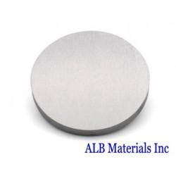 Cobalt Tungsten (Co-W) Alloy Sputtering Targets