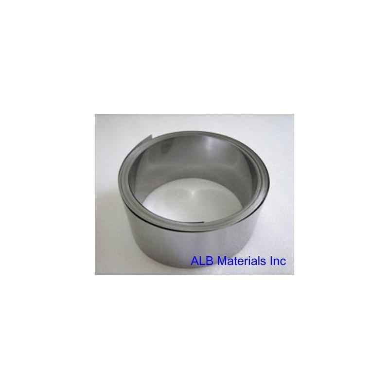 Tantalum Tungsten Alloy (Ta10W) Strip