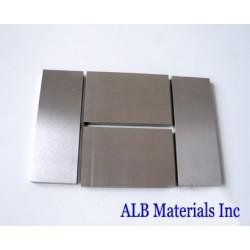 Niobium Zirconium (Nb1Zr) Alloy Sheets