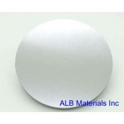 Niobium Zirconium (Nb1Zr) Alloy Disc