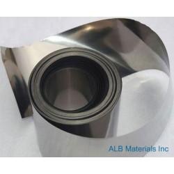 Niobium Zirconium (Nb1Zr) Alloy Strip