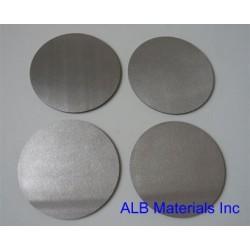 Tungsten (W) Disc