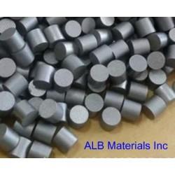 Tungsten (W) Pellets