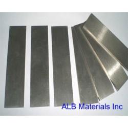 High Density Tungsten Alloy (WNiFe) Sheets