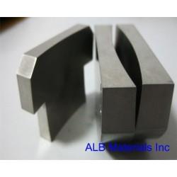 High Density Tungsten Alloy (WNiFe) Part