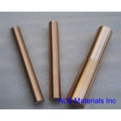 High Density Tungsten Alloy (WNiCu) Rod