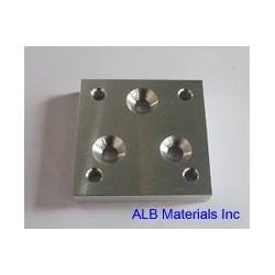 Tungsten Counterweight Parts