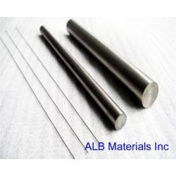 Tungsten Silver (WAg) Alloy Rod