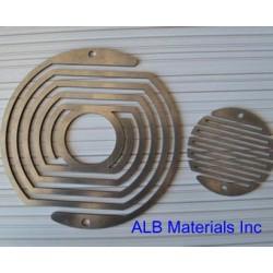 Molybdenum (Mo) Heater