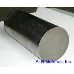 Molybdenum Lanthanum Alloy (MoLa) Rod