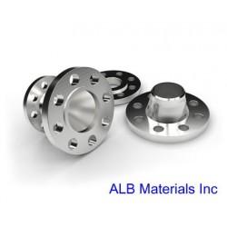 Molybdenum Lanthanum Alloy (MoLa) Machined Part