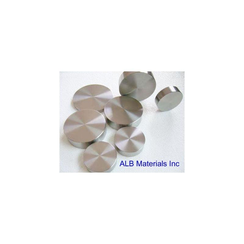 Zirconium (Zr702) Disc
