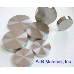 Zirconium Niobium Alloy (Zr705) Disc
