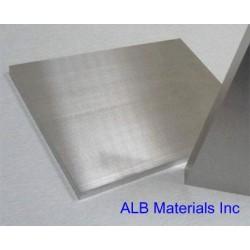 Tungsten Rhenium (WRe) Alloy Sheets