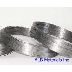 Tungsten Rhenium (WRe) Alloy Wire