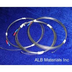 Tungsten Rhenium (WRe) Thermocouple Wire