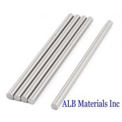 Beryllium (Be) Rod