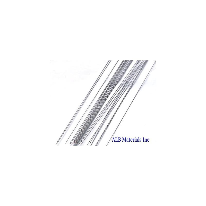 Platinum Iridium (PtIr) Capillary Tube