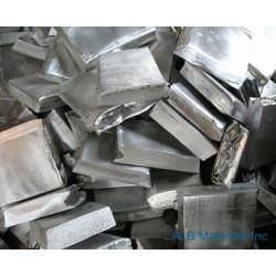 Scandium (2%)- Aluminum Master Alloy (Sc-Al)