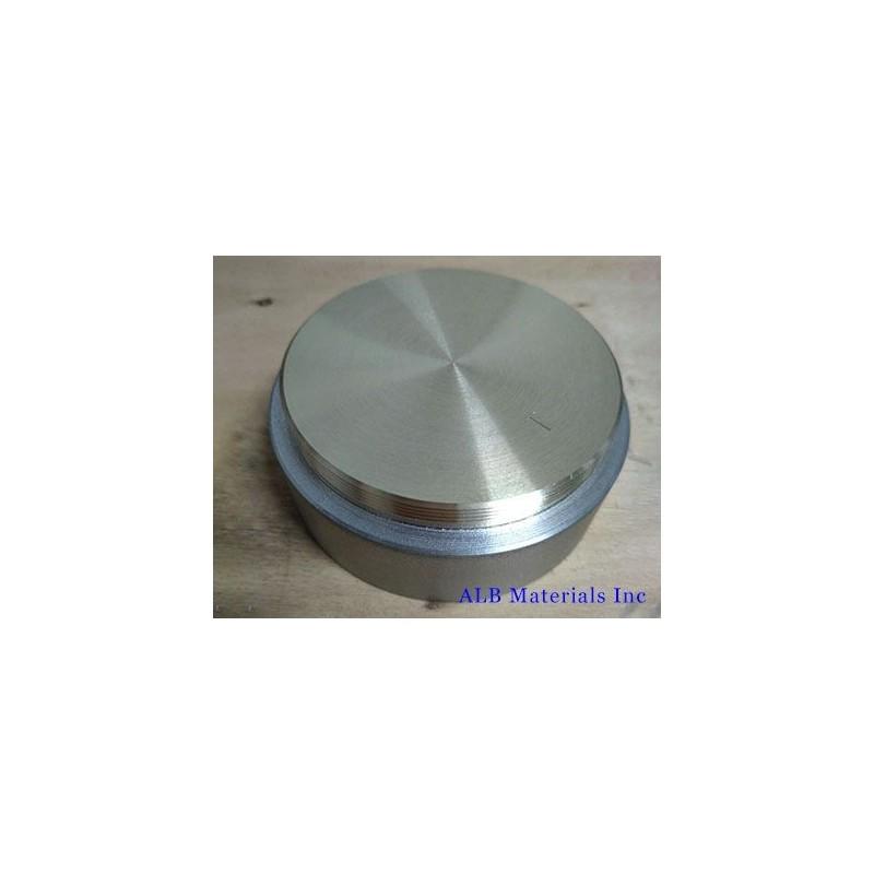 Copper Aluminum (Cu-Al) Alloy Sputtering Targets
