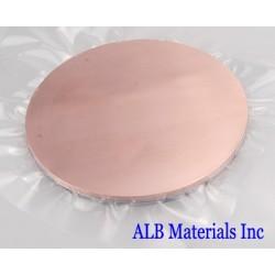 Copper Gallium (Cu-Ga) Alloy Sputtering Targets