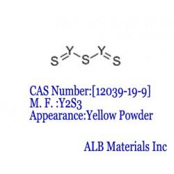 Yttrium Sulfide (Y2S3) Powder