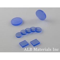 Cobalt-doped Magnesium Aluminate (Co: MgAl2O4) Crystal