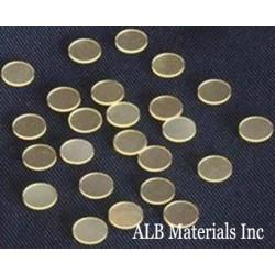 Lanthanum Fluoride (LaF3) Crystal