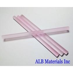 Neodymium-doped Lutetium Lithium Fluoride (Nd:LLF or Nd: LuLiF4) Crystal