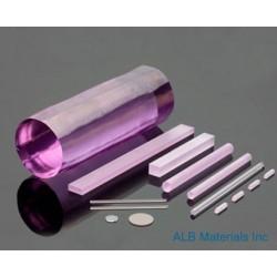 Neodymium-Doped Yttrium Aluminium Garnet (Nd: YAG) Laser Crystal
