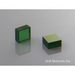 Vanadium-doped Yttrium-Aluminum Garnet (V: YAG) Crystal