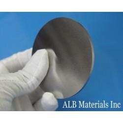 Iron Gallium Boron Alloy (Fe-Ga-B) Sputtering Targets