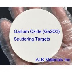 Gallium Oxide (Ga2O3) Sputtering Targets