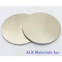Aluminum Scandium (Al-Sc) Alloy Sputtering Targets