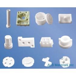 Alumina (Al2O3) Custom Parts