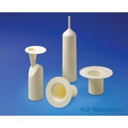 Pyrolytic Boron Nitride (PBN) Custom Parts