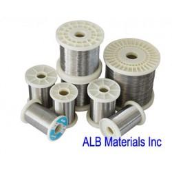 Type S Platinum-Rhodium (Pt-Rh) Thermocouple Wire