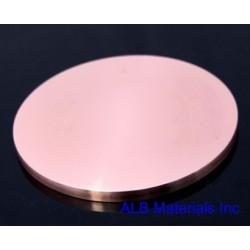 Aluminum Silicon Copper (Al-Si-Cu) Alloy Sputtering Targets