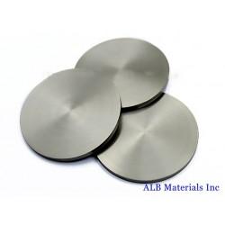 Molybdenum Niobium (Mo-Nb) Alloy Sputtering Targets