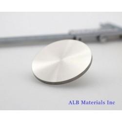 Nickel Chromium (Ni-Cr) Alloy Sputtering Targets