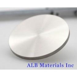 Nickel Chromium Aluminum (Ni-Cr-Al) Alloy Sputtering Targets