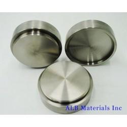 Nickel Niobium Titanium (Ni-Nb-Ti) Alloy Sputtering Targets