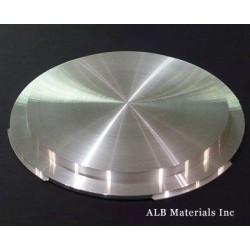Nickel Titanium (Ni-Ti) Alloy Sputtering Targets