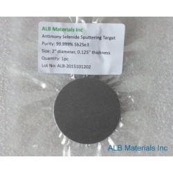 Antimony Selenide (Sb2Se3) Sputtering Targets