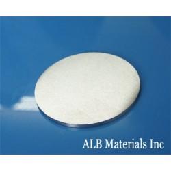 Scandium Aluminum (Sc-Al) Alloy Sputtering Targets