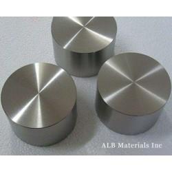 Titanium Nickel (Ti-Ni) Alloy Sputtering Targets