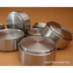 Vanadium Titanium (V-Ti) Alloy Sputtering Targets