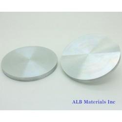 Zinc Aluminum (Zn-Al) Alloy Sputtering Targets