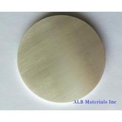 Zinc Copper (Zn-Cu) Alloy Sputtering Targets